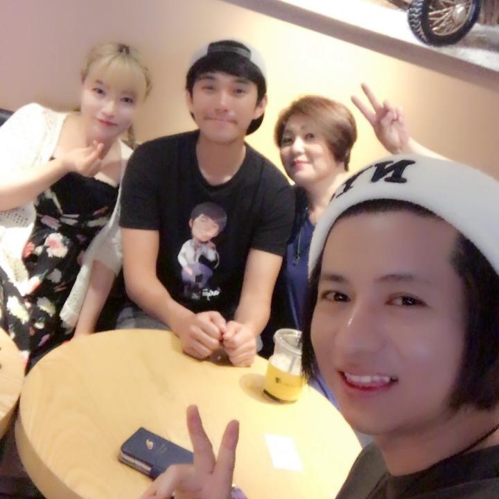 キム・ギョンノク with シウ