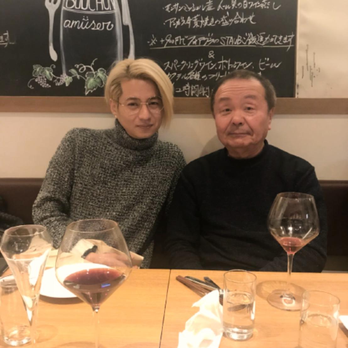 川原伸司with シウ
