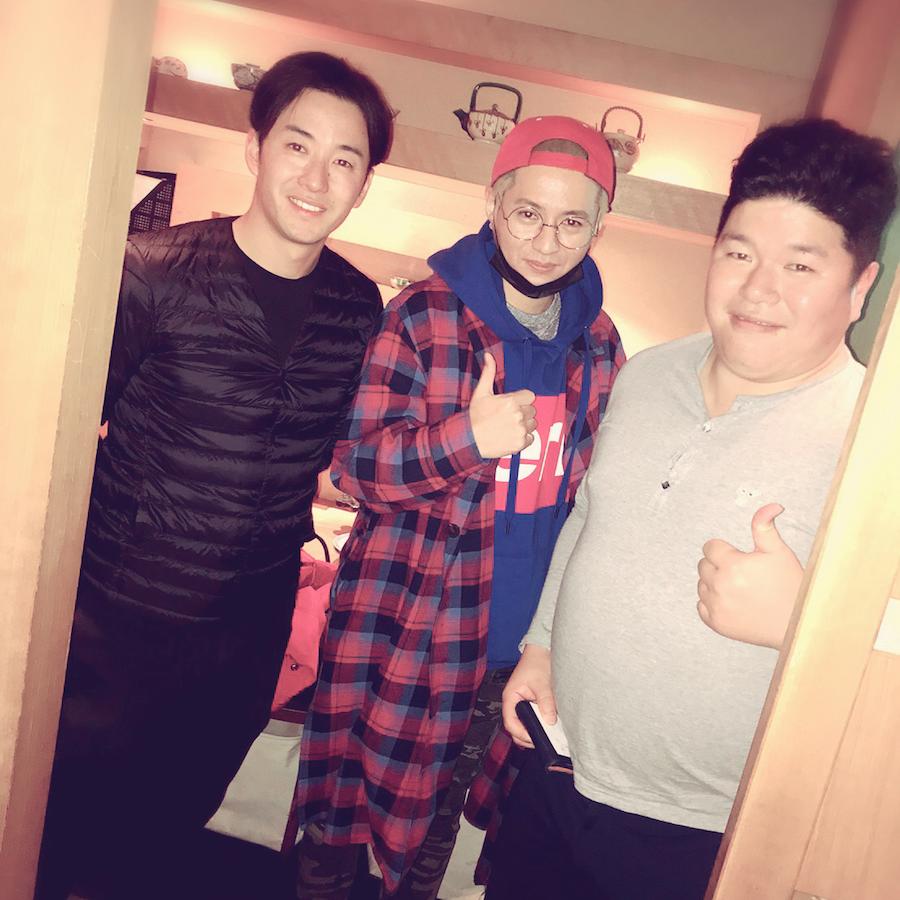齊藤祐樹 with シウ
